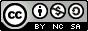 Attribution - NonCommercial - Share Alike [表示-非営利-継承] 3.0 Unported [非移植版(国別準拠版でない)] / Creative Commons License