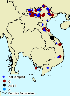 Southeast Asia Foot and Mouth Disease Campaign